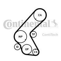 continentalctam Zahnriemensatz | CONTINENTAL CTAM (CT1178K1)