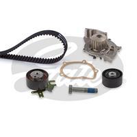 Wasserpumpe + Zahnriemensatz 'PowerGrip' | GATES (KP15606XS)