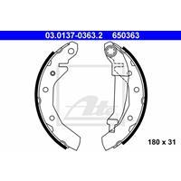 Bremsbackensatz | f.becker_line (108 10065)