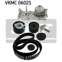 Wasserpumpe + Zahnriemensatz | SKF (VKMC 06021)