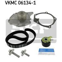 Wasserpumpe + Zahnriemensatz | SKF (VKMC 06134-1)