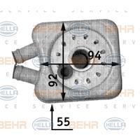Audi Oliekoeler, motorolie
