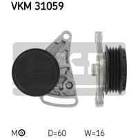 SKF Spannrolle VKM 31059 Spannrolle, Keilrippenriemen VW,AUDI,SKODA,PASSAT Variant 3B6,PASSAT Variant 3B5,PASSAT 3B2,PASSAT 3B3,A4 8D2, B5