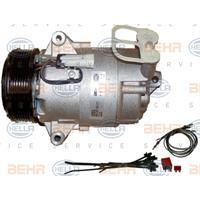 opel Compressor, airconditioning