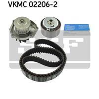 Wasserpumpe + Zahnriemensatz | SKF (VKMC 02206-2)