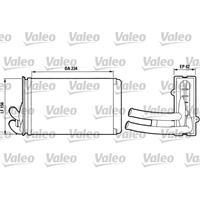 Audi Kachel radiateur