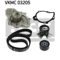 Wasserpumpe + Zahnriemensatz | SKF (VKMC 03205)