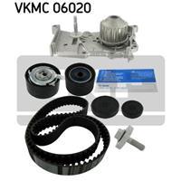 Wasserpumpe + Zahnriemensatz | SKF (VKMC 06020)