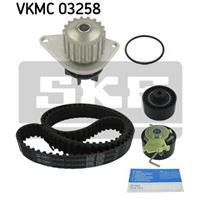Wasserpumpe + Zahnriemensatz | SKF (VKMC 03258)