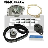 Wasserpumpe + Zahnriemensatz | SKF (VKMC 06604)
