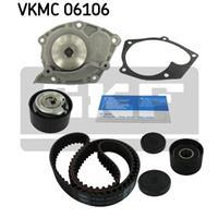 Wasserpumpe + Zahnriemensatz | SKF (VKMC 06106)