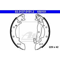 Bremsbackensatz | ATE (03.0137-0151.2)