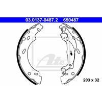 Bremsbackensatz   f.becker_line (108 10132)