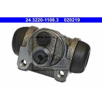 Radbremszylinder | ATE (24.3220-1108.3)