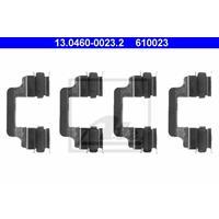 Zubehörsatz, Feststellbremsbacken | f.becker_line (116 10015)