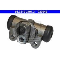 Radbremszylinder | ATE (03.3219-3401.3)