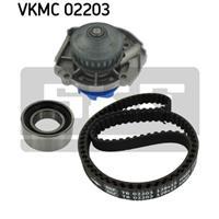 Wasserpumpe + Zahnriemensatz | SKF (VKMC 02203)