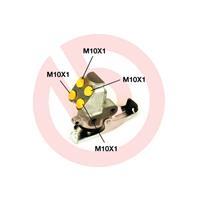 Bremskraftregler | BREMBO (R 85 006)