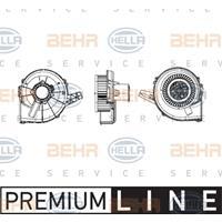 Innenraumgebläse 'PREMIUM LINE'   MAHLE (AB 18 000P)