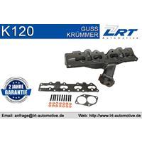 Krümmer, Abgasanlage | LRT (K120)