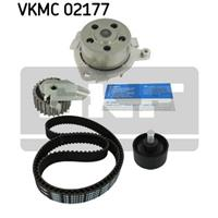 Wasserpumpe + Zahnriemensatz | SKF (VKMC 02177)