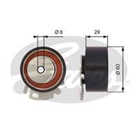 Spannrolle, Zahnriemen 'PowerGrip' | GATES (T43068)