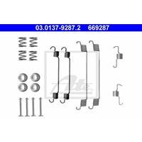 Zubehörsatz, Bremsbacken | f.becker_line (109 10040)