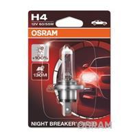 NIGHT BREAKER SILVER OSRAM, H4, 12 V