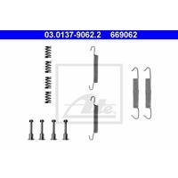 Zubehörsatz, Feststellbremsbacken | ATE (03.0137-9062.2)