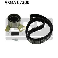 SKF Zahnriemensatz VKMA 07300  ROVER,25 RF,200 RF,400 RT,400 Hatchback RT,200 Hatchback XW,100 / METRO XP,100 Cabriolet XP