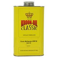 Kroon Oil motorolie mineraal Classic Multigrade 20W 50 1 liter
