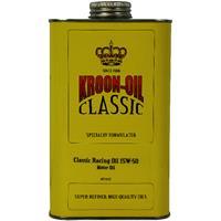 Kroon Oil motorolie semi synthetisch Classic Racing 15W 50 1 liter