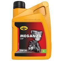 Kroon Oil motorolie synthetisch Meganza LSP 5W 30 1 liter