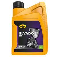 Kroon Oil motorolie synthetisch Elvado LSP 5W 30 1 liter