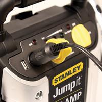 Stanley Jumpit 600 - 300A - jumpstarter - 3 x USB
