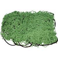 Aanhangernet (l x b) 1.5 m x 2.2 m Eufab 10508 Met rubberen spanband