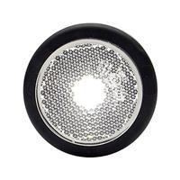 WAS LED-Begrenzungsleuchte weià 95678 Markeringslicht Markeringslicht, Achterlicht, Reflector Achter 12 V, 24 V Wit