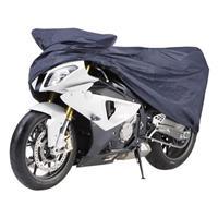 cartrend Motorrad-Garage Gr.M Motor beschermhoes (l x b x h) 203 x 119 x 89 cm Motor Honda CBF 125, Yamaha YZF-R125 en vergelijkbare modellen