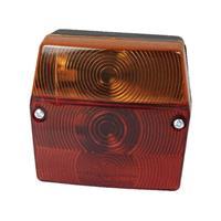 Fristom MD-002 L 90246 Aanhangerachterlicht Knipperlicht, Remlicht, Kentekenverlichting, Achterlicht Achter, Links, Rechts 12 V, 24 V