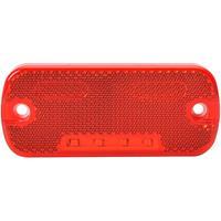 Secorüt SecoRüt LED Seitenmarkierugsleuchte rot 90905 Markeringslicht Markeringslicht Achter 12 V, 24 V Rood