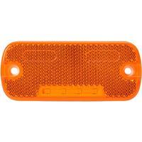 Secorüt SecoRüt LED Seitenmarkierugsleuchte orange 90904 Markeringslicht Markeringslicht Zijkant 12 V, 24 V Oranje