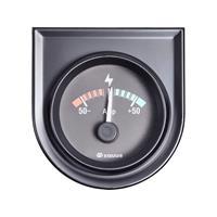 Equus842052Inbouwmeter(auto)AmpèremeterMeetbereik-50-+50AStandartGeel,Rood,Groen52mm
