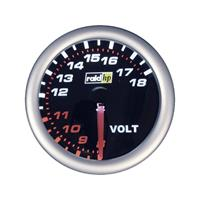 Serie Night Flight voltmeters raidhp