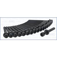 AJUSA Zylinderkopfschraubensatz 81031400  NISSAN,X-TRAIL T30,NAVARA D40,PATHFINDER R51,NAVARA Pritsche/Fahrgestell D40,MURANO Z51,PICK UP D22
