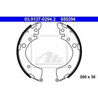 Bremsbackensatz | f.becker_line (108 10027)