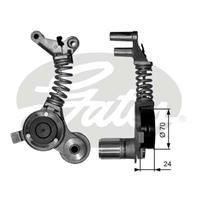 Audi Vibratiedemper, Poly V-riem DriveAlign