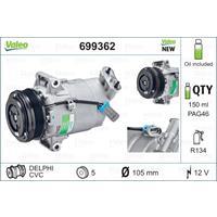 Kompressor, Klimaanlage 'NEW ORIGINAL PART'   Valeo (699362)