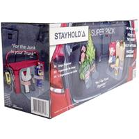Stayhold Super Pack bagagesteunen set grijs