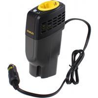 Stanley Omvormer 12 230V 100 Watt geel