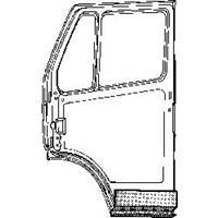 citroen Plaatwerkdeel Fiat Duc Onderkant Deur